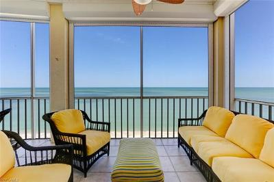 Naples, Bonita Springs Condo/Townhouse For Sale: 255 Barefoot Beach Blvd #PH04