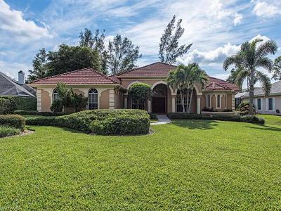 Naples Single Family Home For Sale: 6989 Mill Run Cir