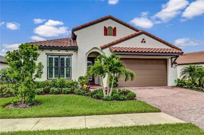 Fort Myers Single Family Home For Sale: 11529 Onyx Cir