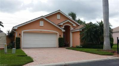 Naples Single Family Home For Sale: 1107 Jardin Dr