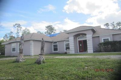 Naples FL Single Family Home For Sale: $335,000