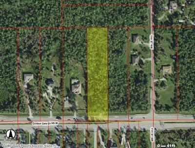 Residential Lots & Land For Sale: Golden Gate Blvd
