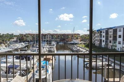 Naples Condo/Townhouse For Sale: 801 River Point Dr #206A