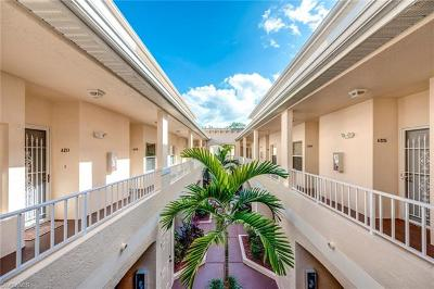 Naples Condo/Townhouse For Sale: 1018 Woodshire Ln #A210
