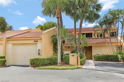 Fort Myers Condo/Townhouse For Sale: 4508 Windjammer Ln