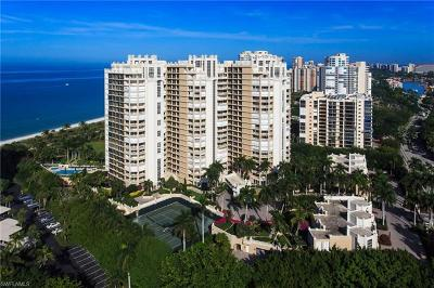 Brittany Condo/Townhouse For Sale: 4021 Gulf Shore Blvd N #1806