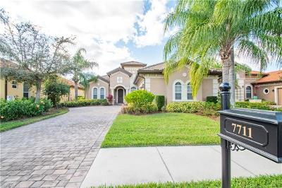 Lehigh Acres Single Family Home For Sale: 7711 Cottesmore Dr