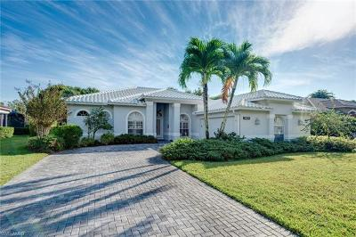 Naples Single Family Home For Sale: 7806 Naples Heritage Dr