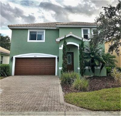 Fort Myers Single Family Home For Sale: 6612 Plantation Preserve Cir N