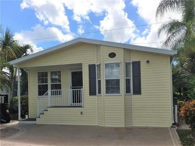 Goodland, Marco Island, Naples, Fort Myers, Lee Mobile/Manufactured For Sale: 1331 Silver Lakes Blvd
