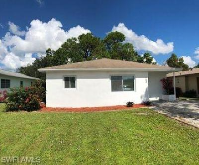 Naples Park Single Family Home For Sale: 793 101st Ave N