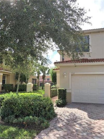Naples  Single Family Home For Sale: 7535 Bristol Cir