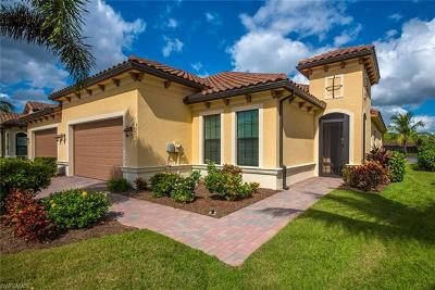 Bonita Springs Condo/Townhouse For Sale: 9124 Isla Bella Cir