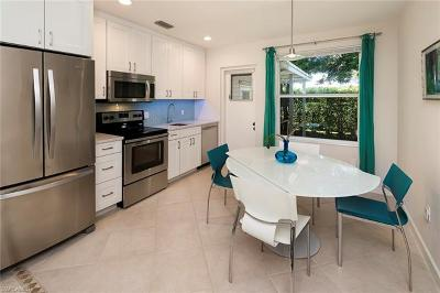 Naples Single Family Home For Sale: 422 & 424 3rd St S