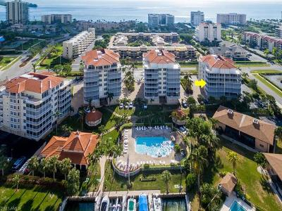 Marco Island Condo/Townhouse For Sale: 1111 Swallow Ave #1-402