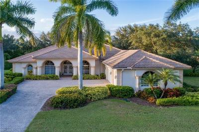 Estero Single Family Home For Sale: 3616 Heron Point Ct N