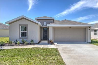 Lehigh Acres Single Family Home For Sale: 8244 Gopher Tortoise Trl
