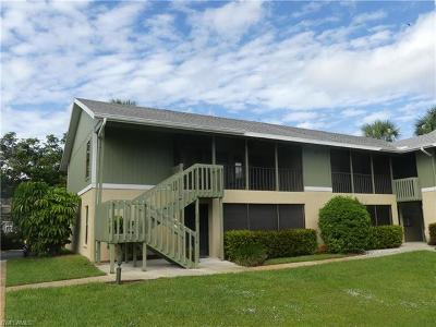 Collier County Condo/Townhouse For Sale: 5501 Rattlesnake Hammock Rd #1002