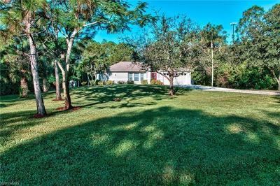 Bonita Springs Single Family Home Pending With Contingencies: 25294 Catskill Dr