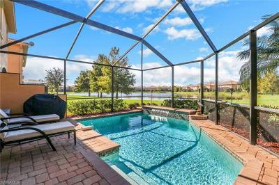 Estero Condo/Townhouse Pending With Contingencies: 20181 Larino Loop