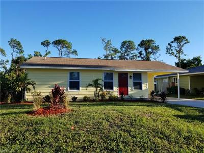 Collier County Single Family Home For Sale: 5322 Catts St