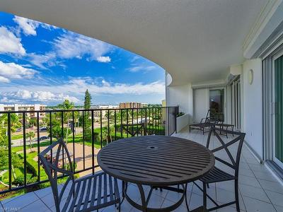 Naples Condo/Townhouse For Sale: 3951 Gulf Shore Blvd N #500