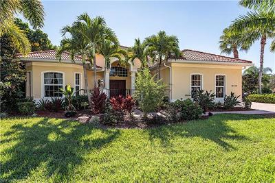 Bonita Springs Single Family Home Pending With Contingencies: 10218 Avonleigh Dr
