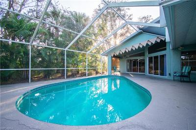 Naples Single Family Home For Sale: 2063 Timberline Dr