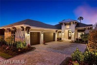 Naples Single Family Home Pending: 6839 Mangrove Ave