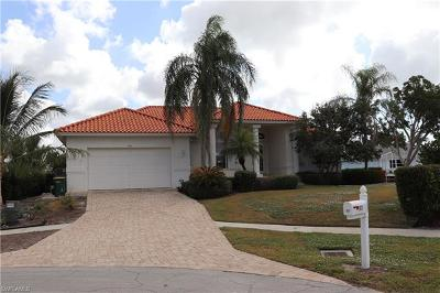 Marco Island Single Family Home For Sale: 1171 Cara Ct