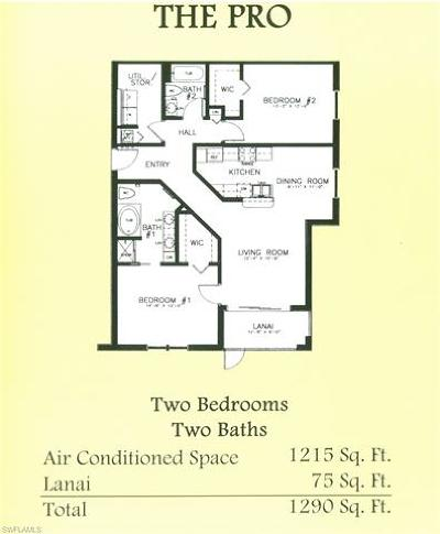 Naples Condo/Townhouse Pending With Contingencies: 7925 Preserve Cir #338