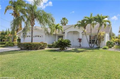 Cape Coral Single Family Home Pending With Contingencies: 2308 SE 27th St