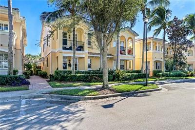 Bonita Springs Condo/Townhouse Pending With Contingencies: 14700 Escalante Way