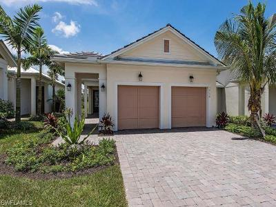 Naples Single Family Home For Sale: 14114 Nautica Ct