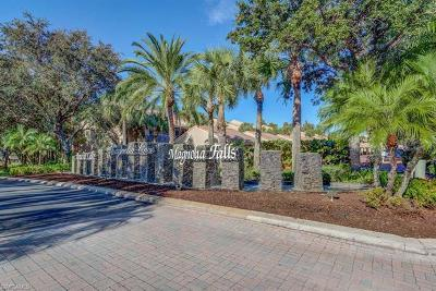 Collier County Condo/Townhouse For Sale: 2386 Magnolia Ave #13