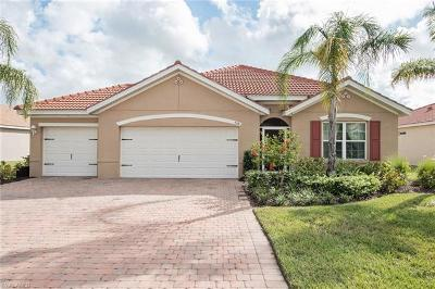 Alva Single Family Home For Sale: 3118 Apple Blossom Dr