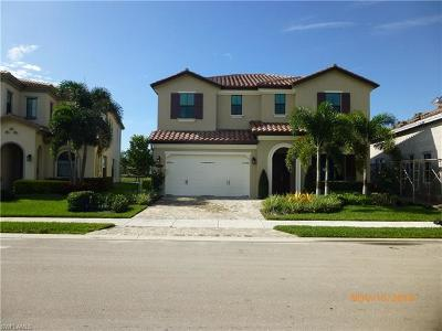 Naples Park Single Family Home For Sale: 9275 Woodhurst Dr