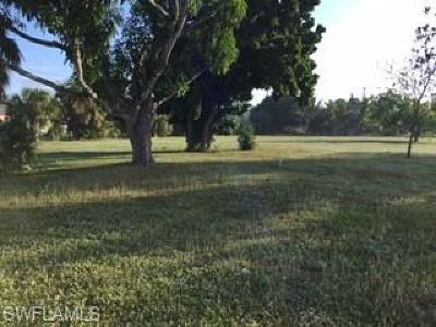 Bonita Springs Residential Lots & Land For Sale: 27761 South Roslin Pl