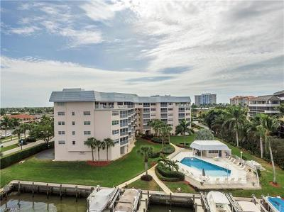 Marco Island Condo/Townhouse For Sale: 270 N Collier Blvd #501