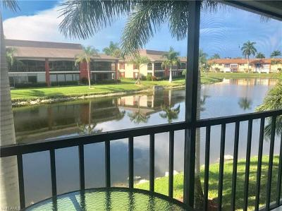 Collier County, Lee County Condo/Townhouse For Sale: 4640 Chantelle Dr #N205