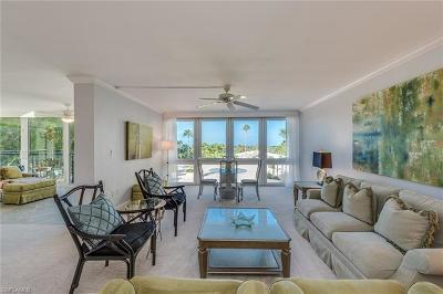 Allegro Condo/Townhouse For Sale: 4031 Gulf Shore Blvd N #3A