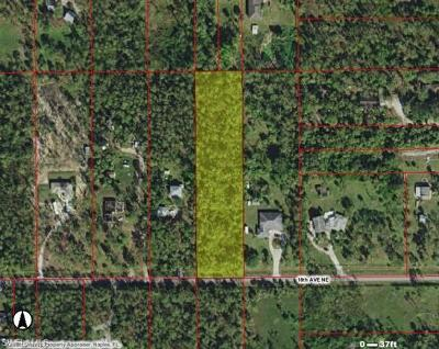 Naples Residential Lots & Land For Sale: 18th Ave NE