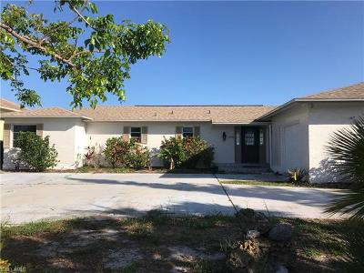 Marco Island Single Family Home For Sale: 1282 Mulberry Ct