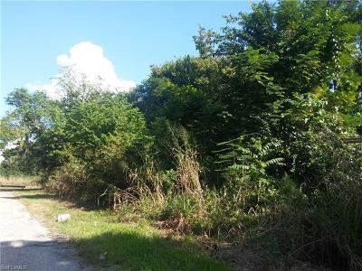 Lee County Residential Lots & Land For Sale: 3974 Pearl St