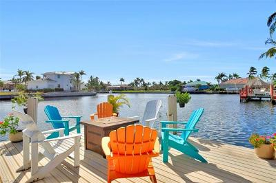 Marco Island Single Family Home For Sale: 439 N Collier Blvd