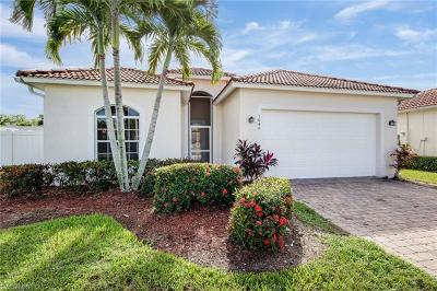 Naples Single Family Home For Sale: 1046 Jardin Dr