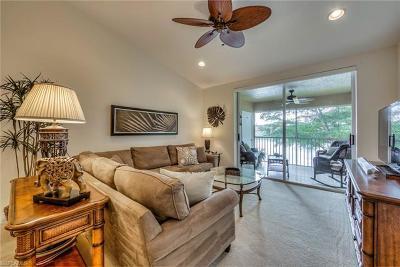 Naples, Bonita Springs Condo/Townhouse For Sale: 6870 Huntington Lakes Cir #204