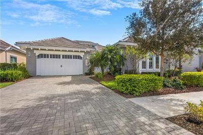 Collier County Single Family Home For Sale: 5154 Andros Dr