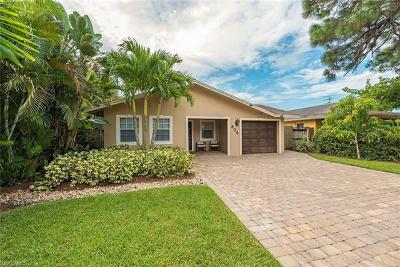 Naples Park Single Family Home For Sale: 806 93rd Ave N