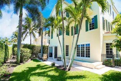 Naples Condo/Townhouse For Sale: 307 8th Ave S #13